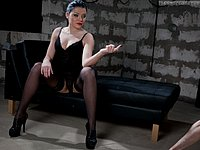 Russian Mistress :: Brutal Female Domination from Moscow down to Siberia!